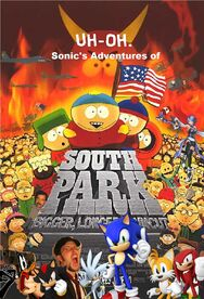 Sonic's Adventures of south Park