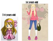 Laila ages