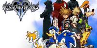 Sonic's Adventures of Kingdom Hearts 2