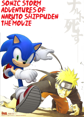 Sonicnaruto shippuden movie1poster