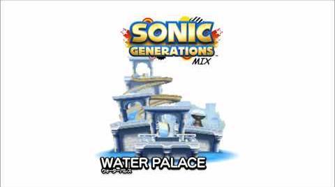 Generations Mixes - Water Palace