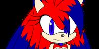 Celeste the Hedgehog