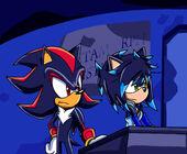 Sonic x screenshot