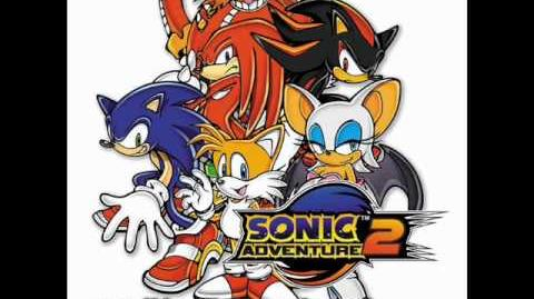 Masters of the Desert by Jun Senoue - Egg Golem King Boom Boo Battle Theme from Sonic Adventure 2