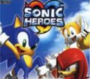 Sonic Heroes Official Soundtrack