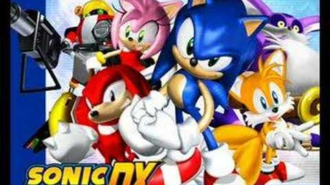 Sonic Adventure DX Music Twinkle Park 1