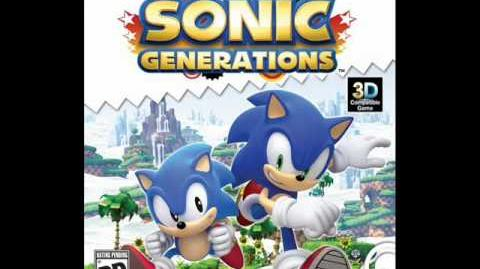 Title (Theme of Sonic the Hedgehog) (from Sonic Generations)
