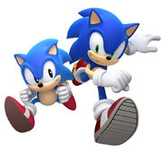 Sonic-Generations-Modern-Sonic-and-Classic-Sonic-Artwork