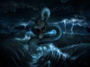 Arjar in monster form