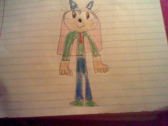 File:Sandy in her school uniform.JPG