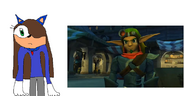 Luna and Jak Similar outfits
