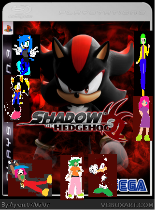 File:Shadow the Hedgehog 2 cover.png