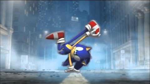Sonic Generations - Back In Time Pitbull