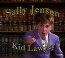 Sally Jenson: Kid Lawyer