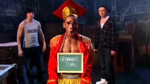 M.C. Grammar - So Random - Disney Channel Official