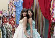 Demi and Selena Princess Protection Program