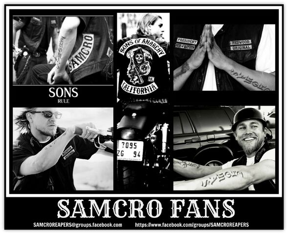 File:Samcro fans Design black and white .jpg