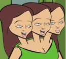 Conjoined Triplets