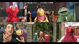 Elmo in Grouchland interviews