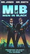 Men in Black VHS