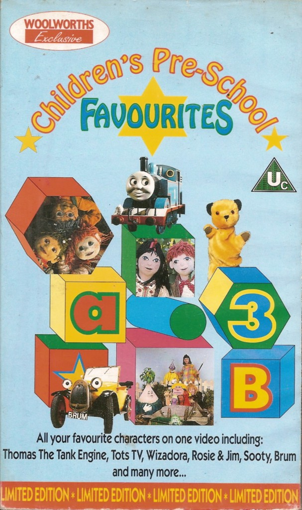 childrens preschool favourites sooty database wiki