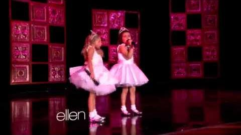 Girl on Fire - Sophia Grace and Rosie