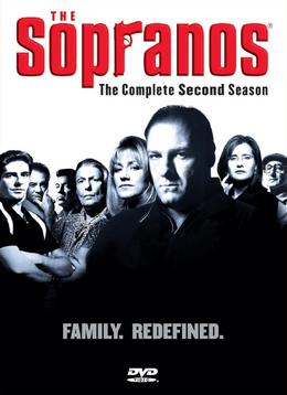 The Sopranos The Complete Second Season
