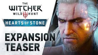 The Witcher 3 Wild Hunt - Hearts of Stone (expansion teaser)
