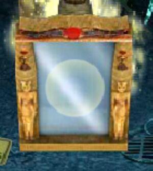 The Deflecting Mirror