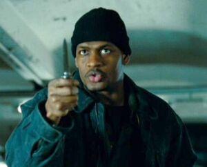 Subway Mugger