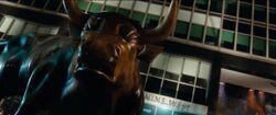 The Charging Bull