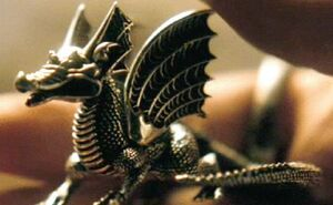 Merlin's Dragon Ring