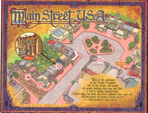 File:Sorcerers of the Magic Kingdom Map - Main Street, USA.jpg
