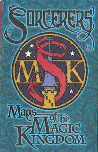 Sorcerers of the Magic Kingdom Map Title