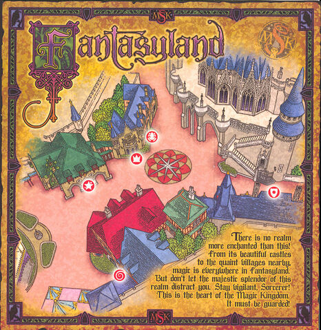 File:Sorcerers of the Magic Kingdom Map - Fantasyland.jpg