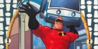 Mr. Incredible's Power Heave