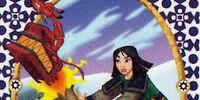 Fa Mulan's Dragon Cannon