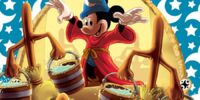 Apprentice Mickey's Broomsticks