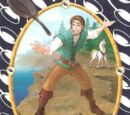 Flynn Rider's Flying Frying Pan