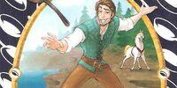 Flynn Rider's Flying Frying Pan