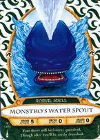 13 - Monstro's Water Spout