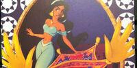 Jasmine's Magic Carpet Tassels of Fury