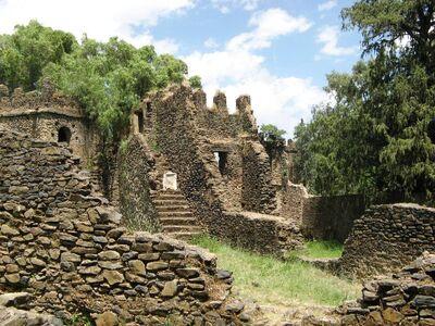 Castle-Ruins