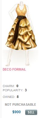 Deco Formal