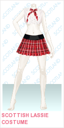 11023 ScottishLassieCostume