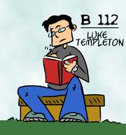 B112 - Luke Templeton