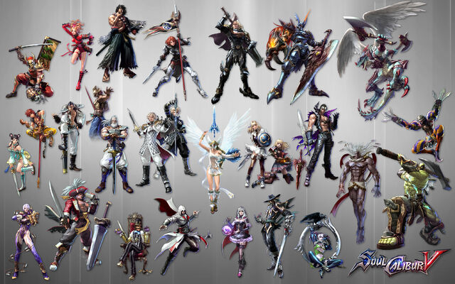 File:SoulCalibur V All Characters.jpg