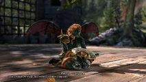 Dragon Jessica Battle 08