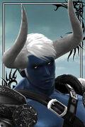Demon Sanya Avatar