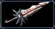 The Edgebur sword